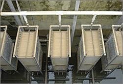 平板式膜生物反应器