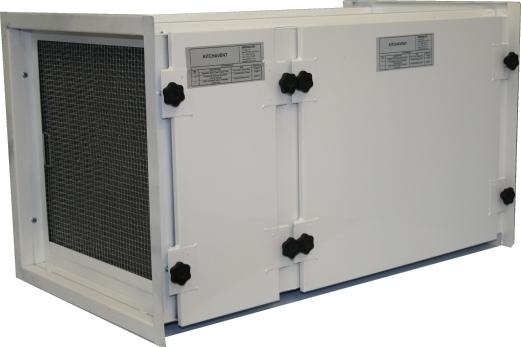 管道式空气净化器