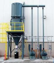 中压工业吸尘器