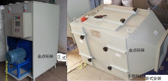 废气活性炭吸附净化器