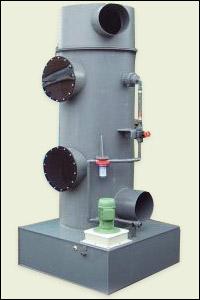 喷淋塔废气净化装置