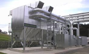QXMC型气箱式袋收尘器
